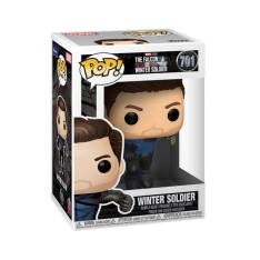 Фигурка Funko POP! The Falcon and Winter Soldier: Winter Soldier 51625