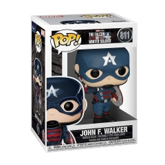 Фигурка Funko POP! The Falcon And Winter Soldier: John F. Walker 51627