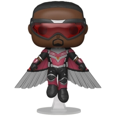 Фигурка Funko POP! The Falcon and Winter Soldier: Falcon Flying 51628