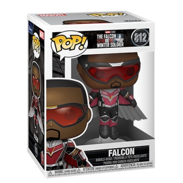 Фигурка Funko POP! The Falcon and Winter Soldier: Falcon Flying 51628