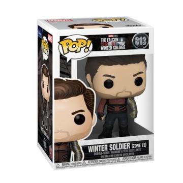 Фигурка Funko POP! The Falcon And Winter Soldier: Winter Soldier (Zone 73) 51629