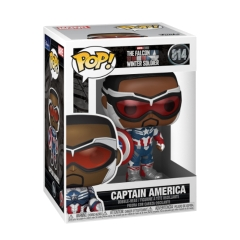 Фигурка Funko POP! The Falcon And Winter Soldier: Captain America 51630