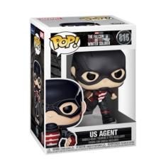 Фигурка Funko POP! The Falcon And Winter Soldier: US Agent 51631