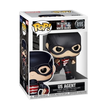 Фигурка Funko POP! The Falcon And Winter Soldier: US Agent 51631