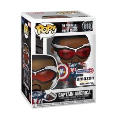 Фигурка Funko POP! Year Of The Shield: Captain America (Sam Wilson) with Shield Exclusive 51650