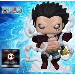 Фигурка Funko POP! One Piece: Luffy Gear 4th Chalice Collectibles Exclusive 51736