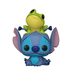 Фигурка Funko POP! Stitch: Stitch with Frog Exclusive 51795