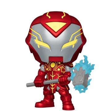 Фигурка Funko POP! Infinity Warps: Iron Hammer 52005