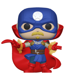 Фигурка Funko POP! Infinity Warps: Soldier Supreme 52006