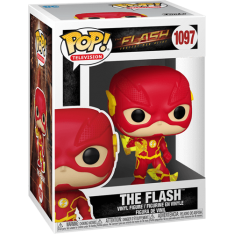 Фигурка Funko POP! The Flash: The Flash 52018