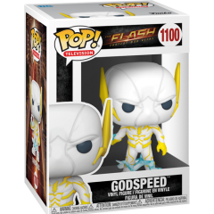 Фигурка Funko POP! The Flash: Godspeed 52021
