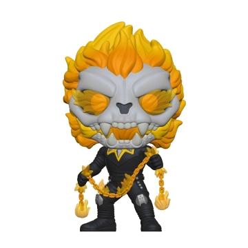 Фигурка Funko POP! Infinity Warps: Ghost Panther GW Exclusive 52085