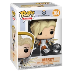 Фигурка Funko POP! Overwatch: Mercy Exclusive 52849