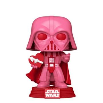 Фигурка Funko POP! Star Wars: Valentines: Darth Vader with Heart 52872