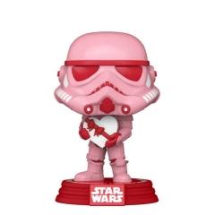 Фигурка Funko POP! Star Wars: Valentines: Stormtrooper with Heart 52873