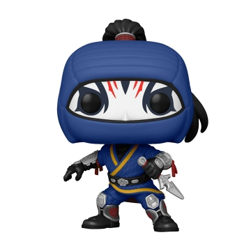 Фигурка Funko POP! Shang-Chi and the Legend of the Ten Rings: Death Dealer Exclusive 52881