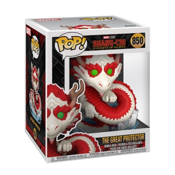 Фигурка Funko POP! Shang-Chi and the Legend of the Ten Rings: The Great Protector 6 Inch 52882