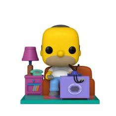 Фигурка Funko POP! The Simpsons: Homer Watching TV 52945