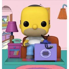 Фигурка Funko POP! The Simpsons: Homer Watching TV 52945