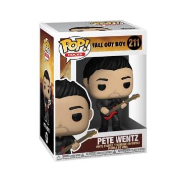 Фигурка Funko POP! Rocks: Fall Out Boy: Pete Wentz 53007