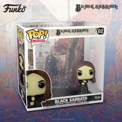 Фигурка Funko POP! Albums: Black Sabbath: Black Sabbath 53077