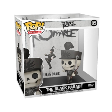 Фигурка Funko POP! Albums: My Chemical Romance The Black Parade 53079