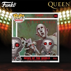 Фигурка Funko POP! Albums: Queen News of the World 53081