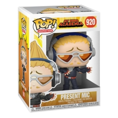 Фигурка Funko POP! My Hero Academia: Present Mic 53813