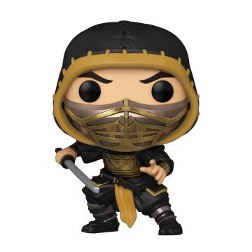 Фигурка Funko POP! Mortal Kombat: Scorpion 53851