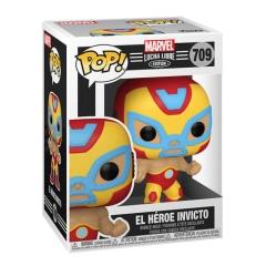 Фигурка Funko POP! Luchadores: Iron Man 53871
