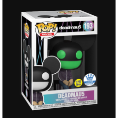 Фигурка Funko POP! Rocks: DJ Deadmau5 Exclusive 54130