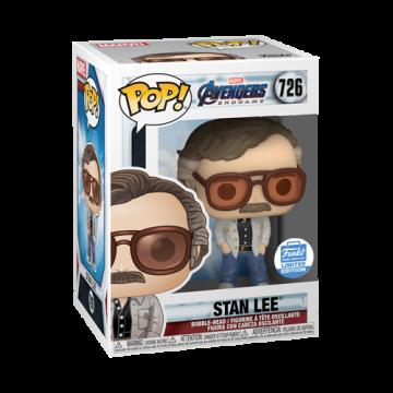 Фигурка Funko POP! Avengers Endgame: Stan Lee Exclusive 54246