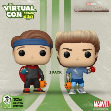 Фигурка Funko POP! WandaVision: Billy and Tommy Exclusive 54315
