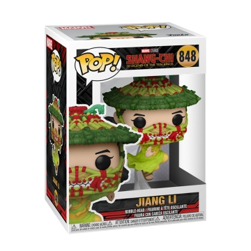 Фигурка Funko POP! Shang-Chi and the Legend of the Ten Rings: Jiang Li 54348