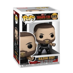 Фигурка Funko POP! Shang-Chi and the Legend of the Ten Rings: Razor Fist 54349