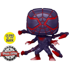 Фигурка Funko POP! Spider-Man: Miles Morales Game Programmable suit Exclusive 54436