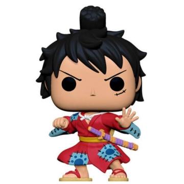 Фигурка Funko POP! One Piece: Luffy in Kimono 54460