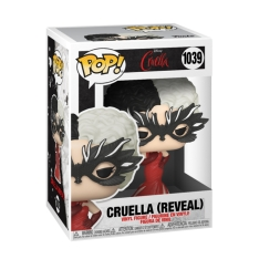 Фигурка Funko POP! Cruella: Cruella Reveal 54467