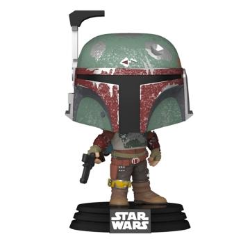 Фигурка Funko POP! Star Wars: The Mandalorian: Cobb Vanth 54522