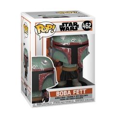 Фигурка Funko POP! Star Wars: The Mandalorian: Boba Fett 54524