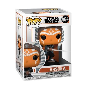 Фигурка Funko POP! Star Wars: The Mandalorian: Ahsoka with Sabers 54527