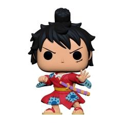 Фигурка Funko POP! One Piece: Luffy In Kimono Exclusive 54532