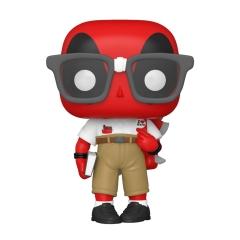Фигурка Funko POP! Deadpool: Nerd Deadpool Exclusive 54539