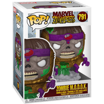 Фигурка Funko POP! Marvel Zombies: MODOK 54559