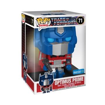 """Фигурка Funko POP! Transformers: 10"""" Inch Optimus Prime Exclusive 54610"""