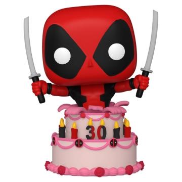 Фигурка Funko POP! Deadpool 30th Anniversary: Deadpool in Cake 54654