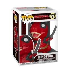 Фигурка Funko POP! Deadpool 30th Anniversary: Dinopool 54655