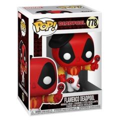 Фигурка Funko POP! Deadpool 30th Anniversary: Flamenco Deadpool 54656