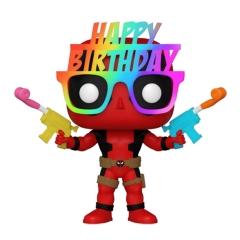 Фигурка Funko POP! Deadpool 30th Anniversary: Birthday Glasses Deadpool Exclusive 54687