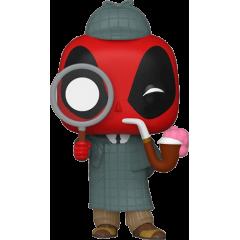 Фигурка Funko POP! Deadpool 30th Anniversary: Sherlock Deadpool Exclusive 54691